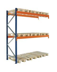 Palettenregal Zusatzfach. H3000 x L2725 x T1100 mm / 1500 kg