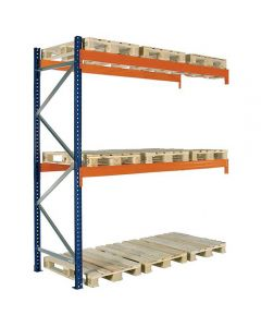 Palettenregal Zusatzfach. H3000 x L2725 x T1100 mm / 3000 kg