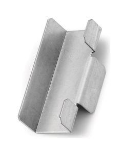 Sicherungsplatte für Spanplatte. Für Palettenregal. 30 mm