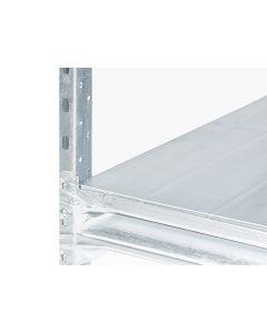 Regalplatte für Weitspannregal Stahl L2400 x 600 mm